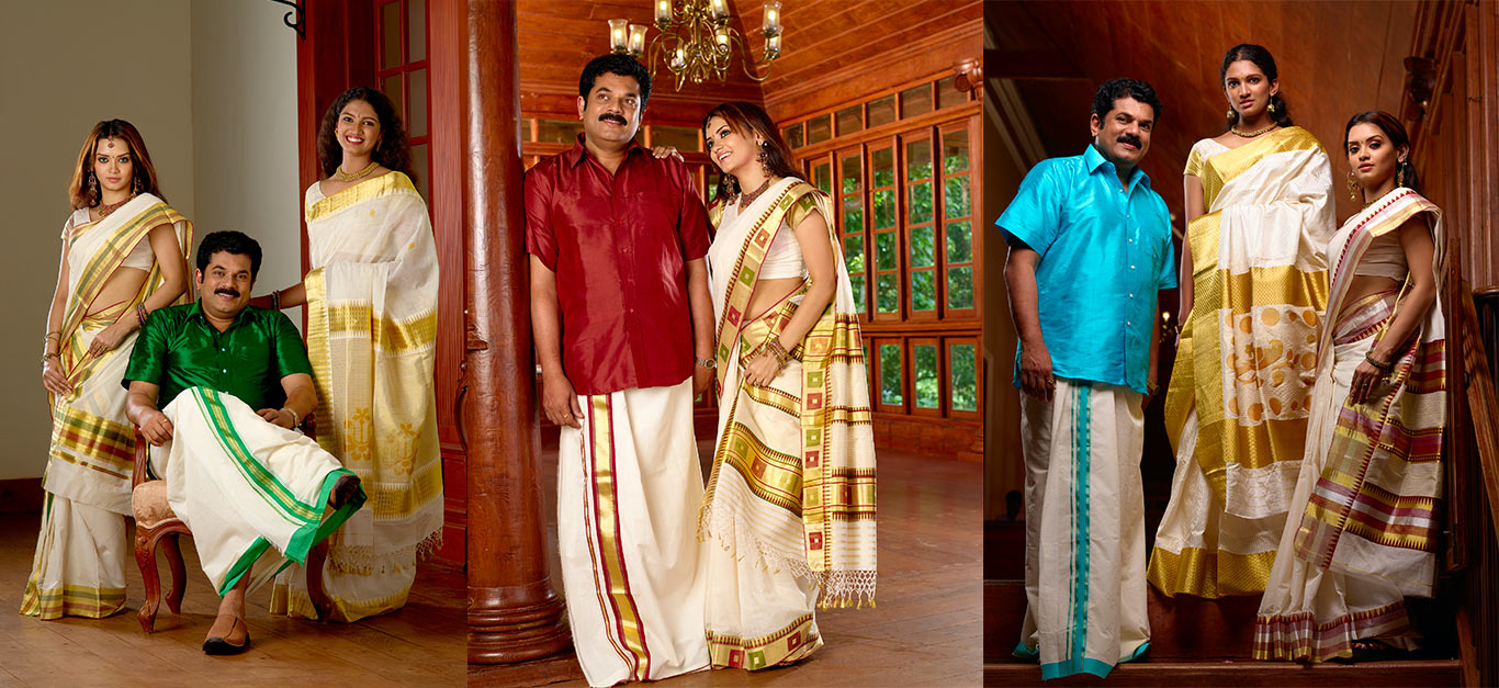 Kerala Traditional Dresses